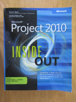 Anticariat: Teresa S. Stover - Microsoft Project 2010. Inside Out