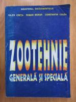 V. Creta, Roman Morar, Constantin Culea - Zootehnie generala si speciala
