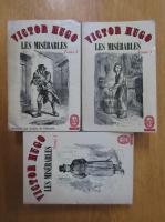 Anticariat: Victor Hugo - Les miserables (3 volume)