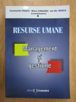 Constantin Rosca - Management si gestiune