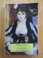 Anticariat: Emile Zola - O pagina de dragoste
