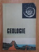 Ion Bancila - Geologie. Clasa a XI-a