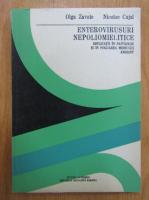 Olga Zavate, Nicolae Cajal - Enterovirusuri nepolimielitice. Implicatii in patologie si in poluarea mediului ambiant