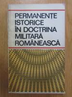 Permanente istorice in doctrina militara romaneasca