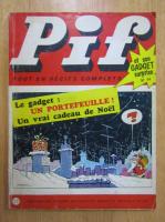 Anticariat: Revista Pif, nr. 1282, 1969