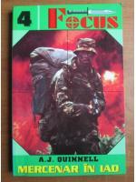 A. J. Quinnell - Mercenar in iad