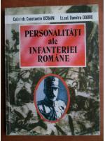 Constantin Ucrain - Personalitati ale infanteriei romane
