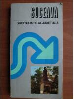 Anticariat: Ion Bojoi - Suceava. Ghid turistic al judetului