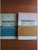 Anticariat: Ion Gh. Sabac - Matematici speciale (2 volume)