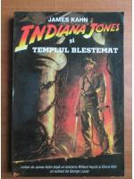 James Kahn - Indiana Jones si templul blestemat