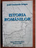 Anticariat: Josif Constantin Dragan - Istoria romanilor