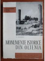 Anticariat: M. Davidescu - Monumente istorice din Oltenia