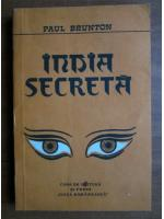 Paul Brunton - India secreta