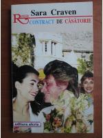 Anticariat: Sara Craven - Contract de casatorie