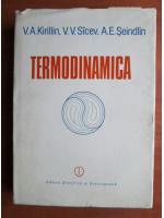 Anticariat: V. A. Kirillin - Termodinamica