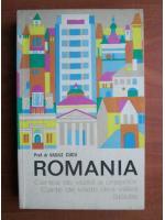 Anticariat: Vasile Cucu - Romania. Cartea de vizita a oraselor