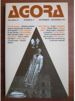 Anticariat: Agora. Volumul IV, nr. 4, octombrie-decembrie 1991