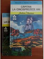 Anticariat: Jules Verne - Capitan la cincisprezece ani (2 volume)