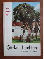 Anticariat: Maria Benedict - Stefan Luchian