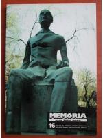 Memoria. Revista gandirii arestate (nr. 16)