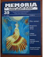 Memoria. Revista gandirii arestate (nr. 35)