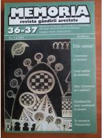 Anticariat: Memoria. Revista gandirii arestate (nr. 36, 37)