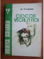 Anticariat: Nicolae Filimon - Ciocoii vechi si noi