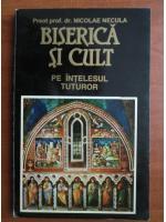 Anticariat: Nicolae Necula - Biserica si cult pe intelesul tuturor