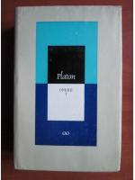 Platon - Opere (volumul 1)