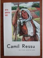 Rada Teodoru - Camil Ressu