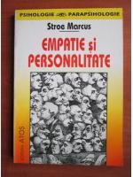 Anticariat: Stroe Marcus - Empatie si personalitate