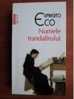 Umberto Eco - Numele trandafirului (Top 10+)