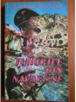 Anticariat: Alistair MacLean - Tunurile din Navarone