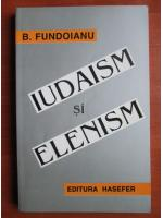 B. Fundoianu - Iudaism si elenism