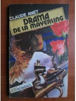 Claude Anet - Drama de la Mayerling