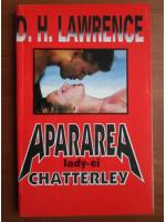 Anticariat: D. H. Lawrence - Apararea doamnei Chatterley