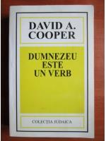 Anticariat: David A. Cooper - Dumnezeu este un verb