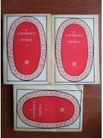 E. Lovinescu - Critice (3 volume)