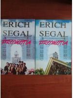 Anticariat: Erich Segal - Promotia (2 volume)