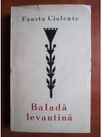 Fausta Cialente - Balada levantina
