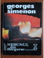 Georges Simenon - Nebunul din Bergerac