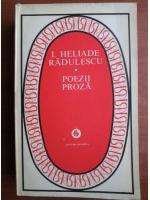 I. Heliade Radulescu - Poezii proza