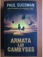 Paul Sussman - Armata lui Cambyses