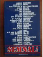 Anticariat: Gabriel Andreescu - Semnal!
