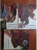 Anticariat: Galsworthy - Sfarsit de capitol (3 volume)