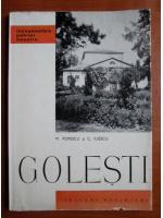 Anticariat: M. Popescu - Golesti