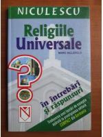 Marc Hillefeld - Religiile universale in intrebari si raspunsuri