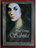 Anticariat: Paul Goma - Sabina