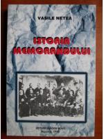 Anticariat: Vasile Netea - Istoria memorandului