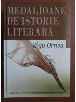 Zigu Ornea - Medalioane de istorie literara
